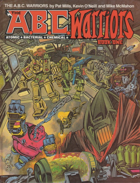 ABC Warriors Comic Free Download