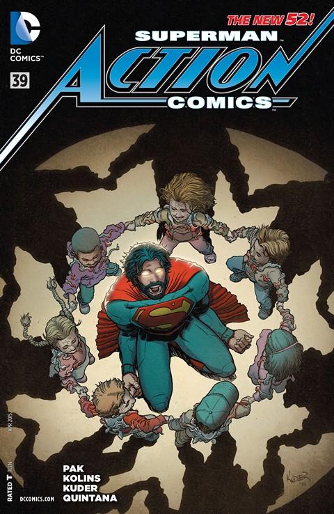 Action Comics #39 Free Download