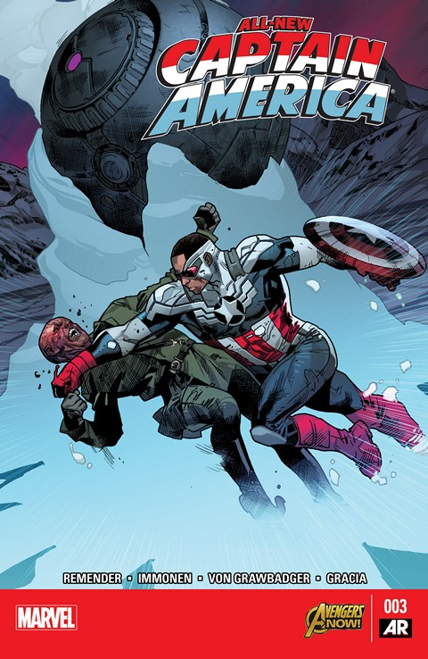 All-New Captain America #003 Free Download