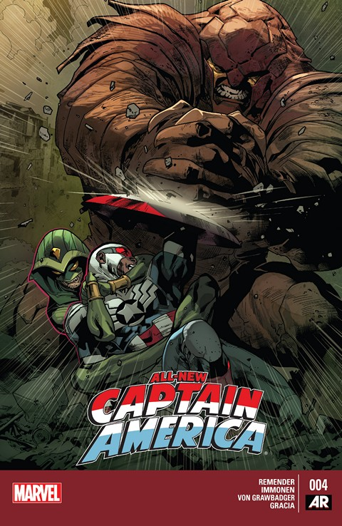 All-New Captain America #4 Free Download