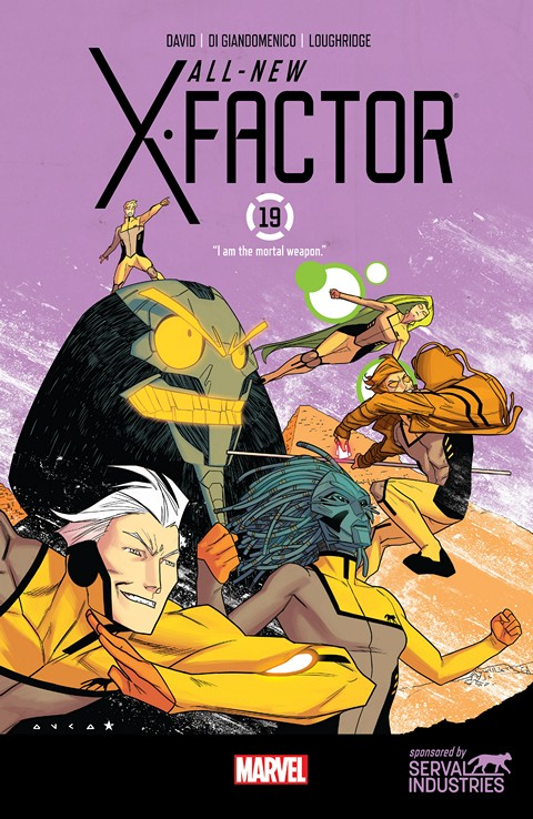 All-New X-Factor #001-020 Free Download