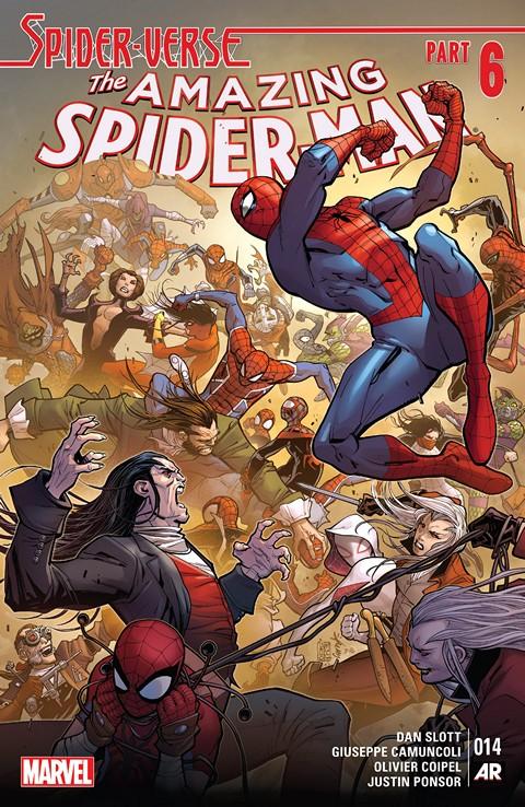 Amazing Spider-Man #14 Free Download