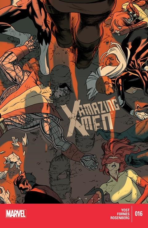 Amazing X-Men #16 Free Download