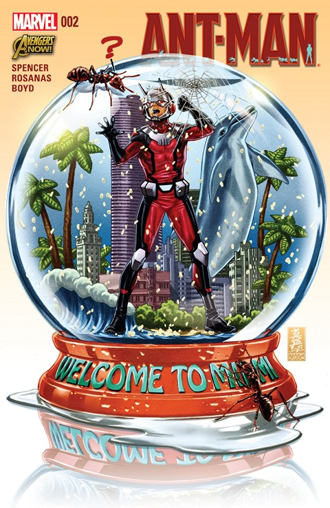 Ant-Man #2 Free Download