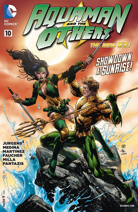 Aquaman and the Others #10 Free Download