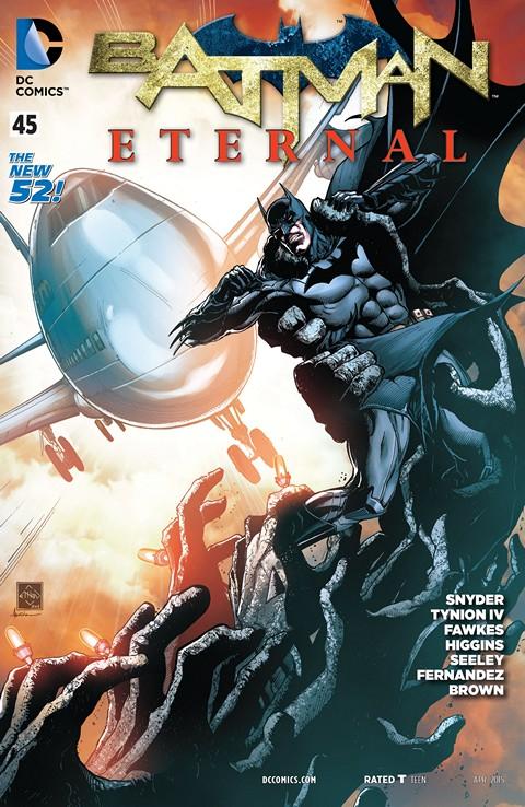 Batman Eternal #45 Free Download