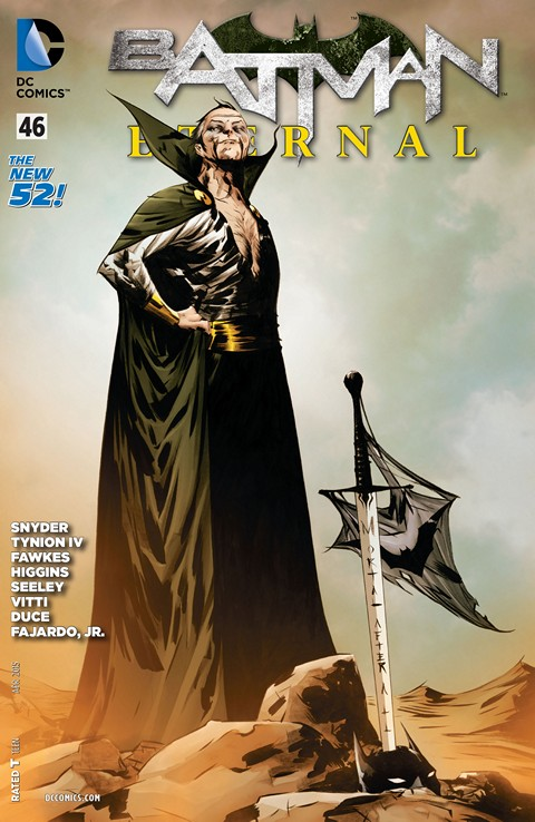 Batman Eternal #46 Free Download