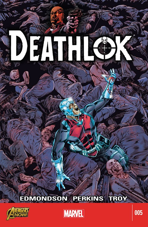 Deathlok V5 #5 Free Download