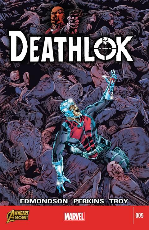 Deathlok V5 #5 Free Download