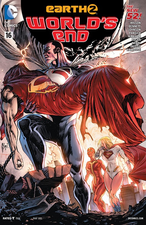 Earth 2 – World's End #016 Free Download