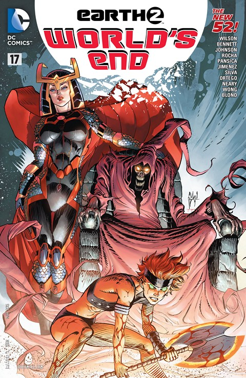 Earth 2 – World's End #017 Free Download