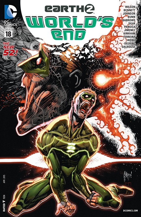 Earth 2 – World's End #18 Free Download