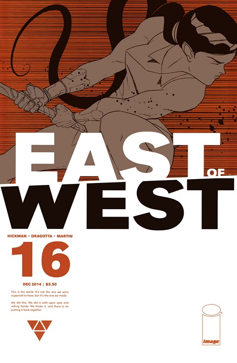 East of West #1 – 45 + TPBs (2013-2019)