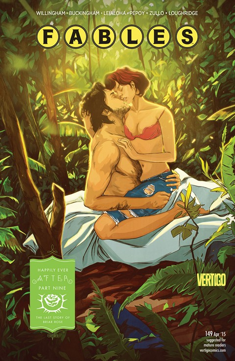 Fables #149 Free Download