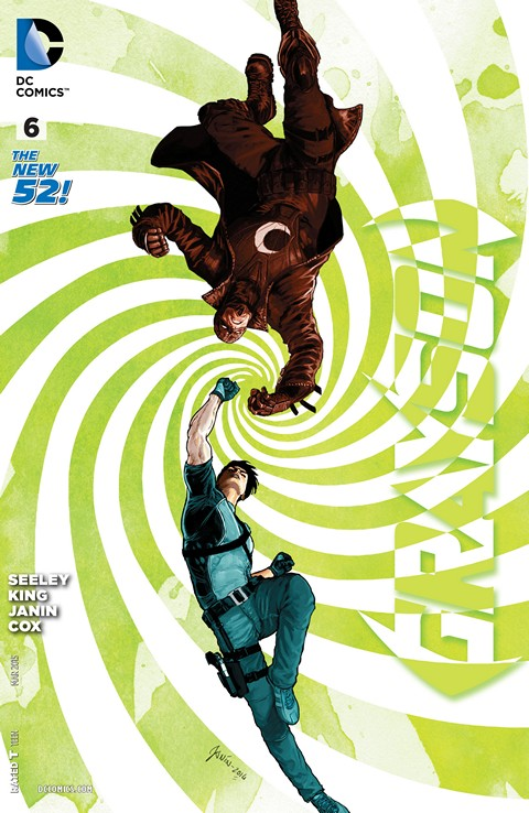 Grayson #001-006 Plus Annual Free Download