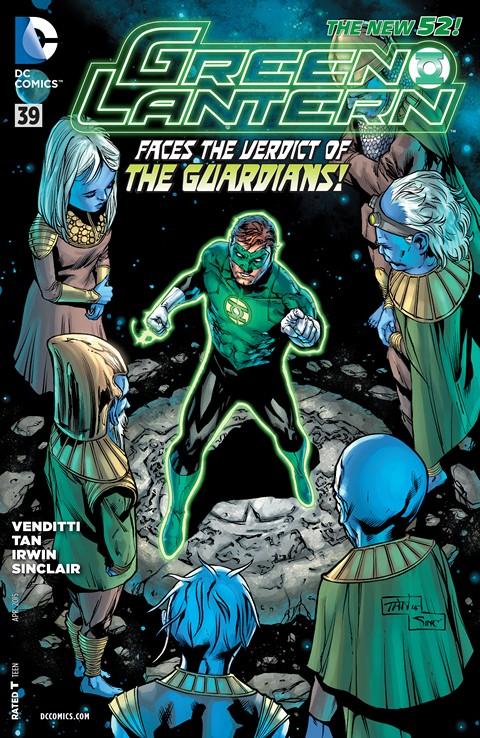 Green Lantern #39 Free Download