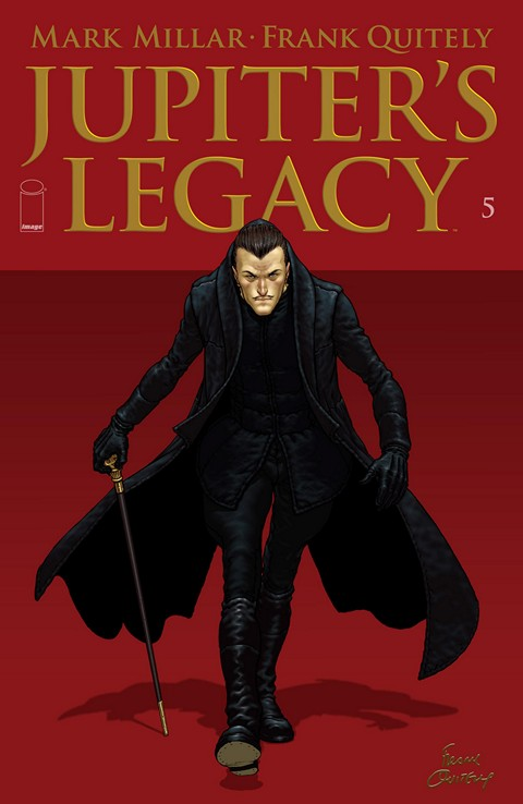 Jupiter's Legacy #001-005 Free Download