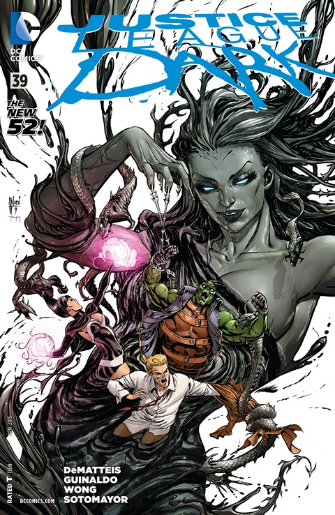 Justice League Dark #39 Free Download