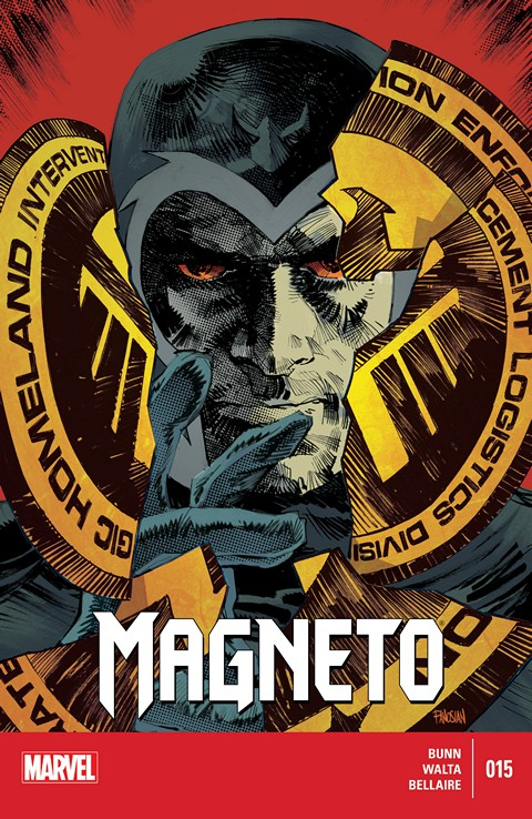 Magneto #15 Free Download