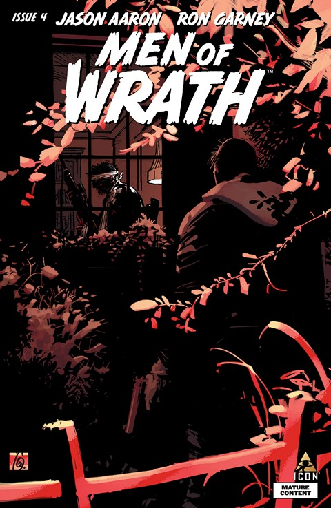 Men of Wrath #001-004 Free Download