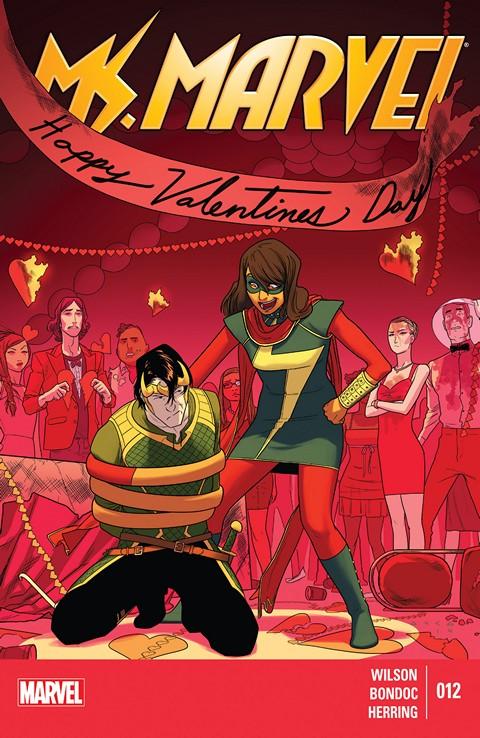 Ms. Marvel #12 Free Download