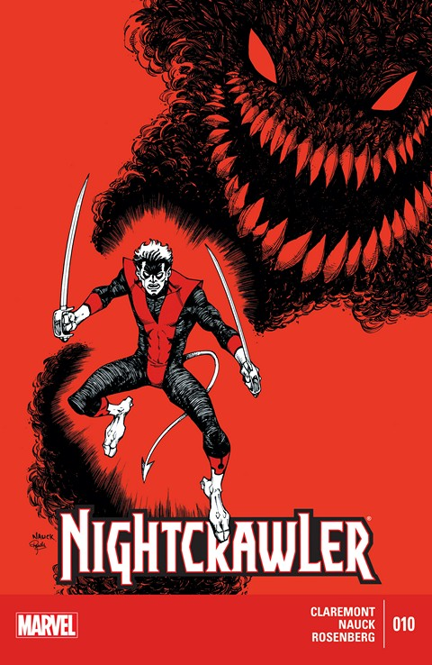 Nightcrawler #001-010 Free Download
