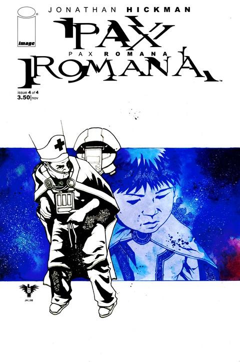 Pax Romana #1 – 4 (2008)