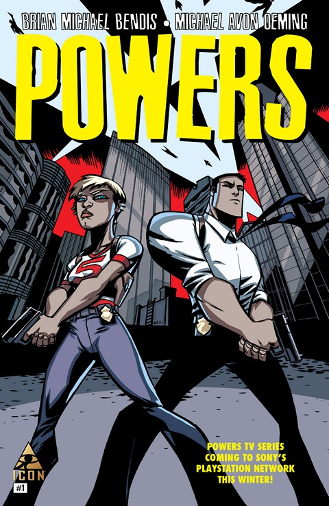 Powers #001 Free Download