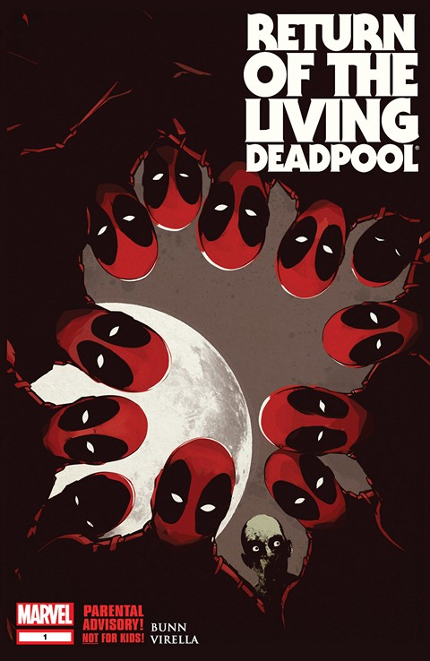 Return Of The Living Deadpool #1 Free Download