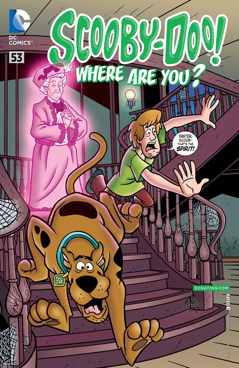 Scooby-Doo, Where Are You #053 Free Download