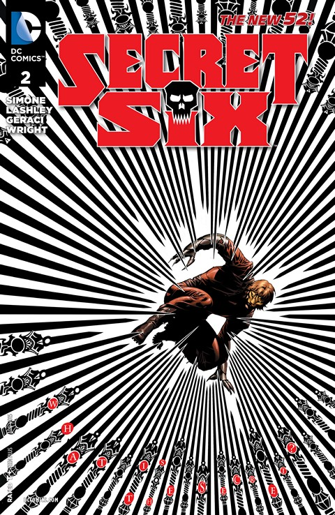 Secret Six #1-2 Free Download