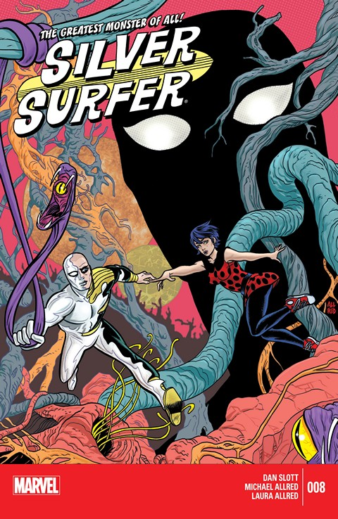 Silver Surfer #008 Free Download