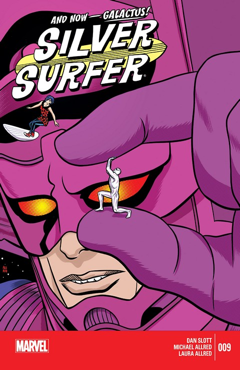 Silver Surfer #9 Free Download