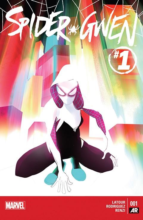 Spider-Gwen #1 Free Download