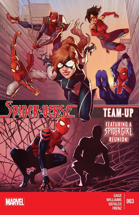 Spider-Verse Team-Up #01-03 Free Download