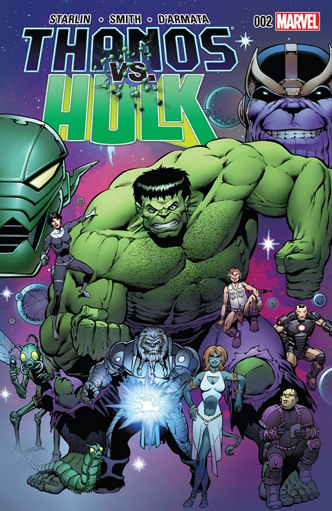 Thanos vs. Hulk #01-02 (Of 4) Free Download