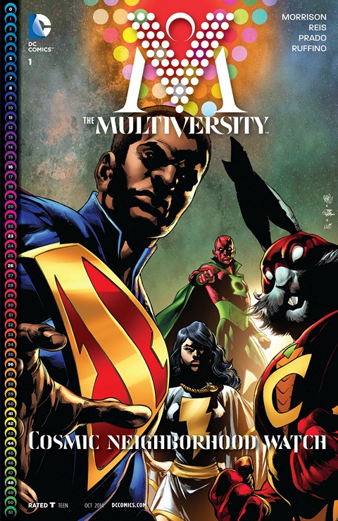 The Multiversity #001 Free Download