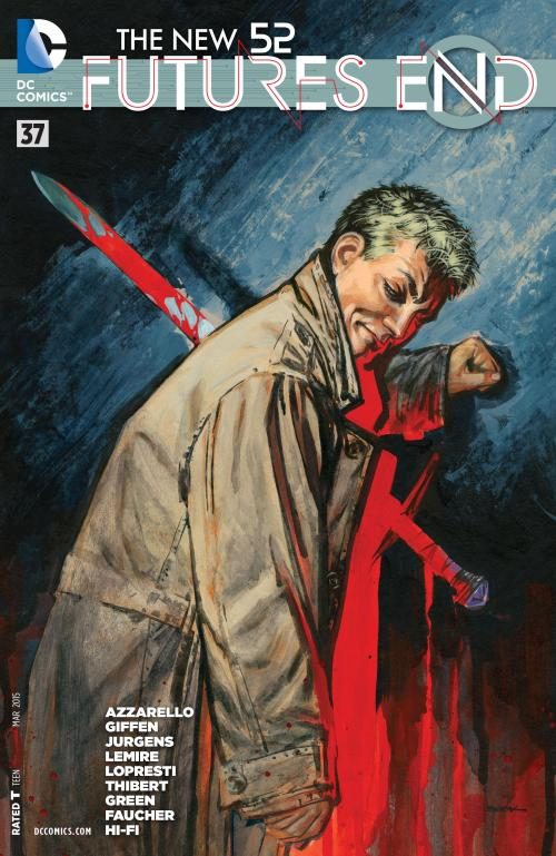 The New 52 – Futures End #000-037 Free Download