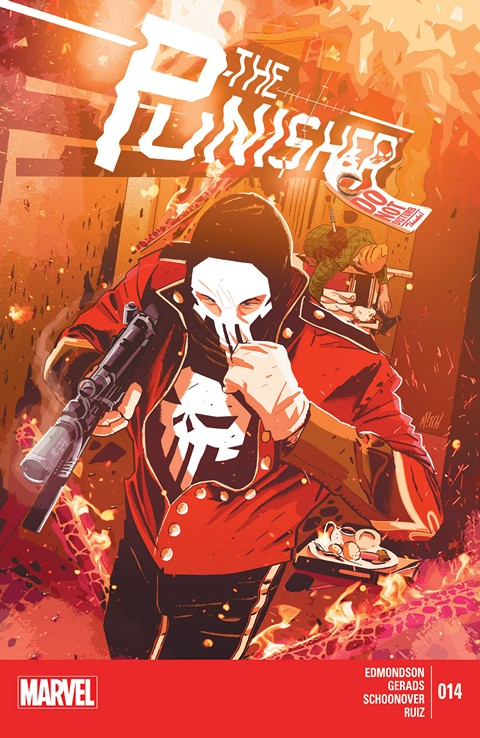 The Punisher #014 Free Download