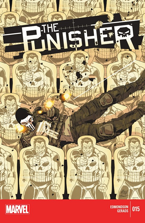 The Punisher #15 Free Download