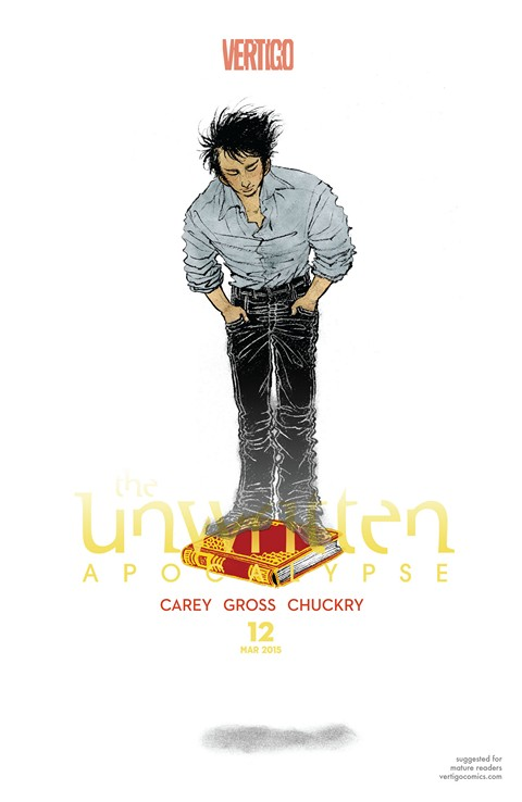 The Unwritten – Apocalypse #1 – 12 (2014-2015)