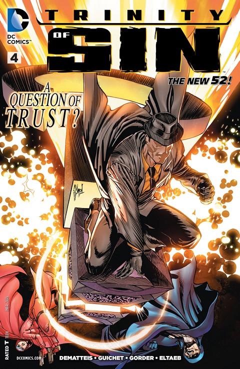 Trinity of Sin #1 – 6 (2015)