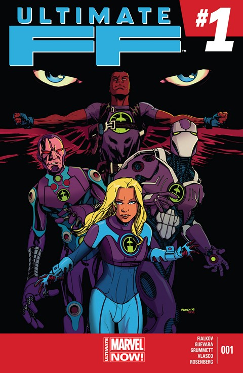 Ultimate FF #1 – 6 (2014)