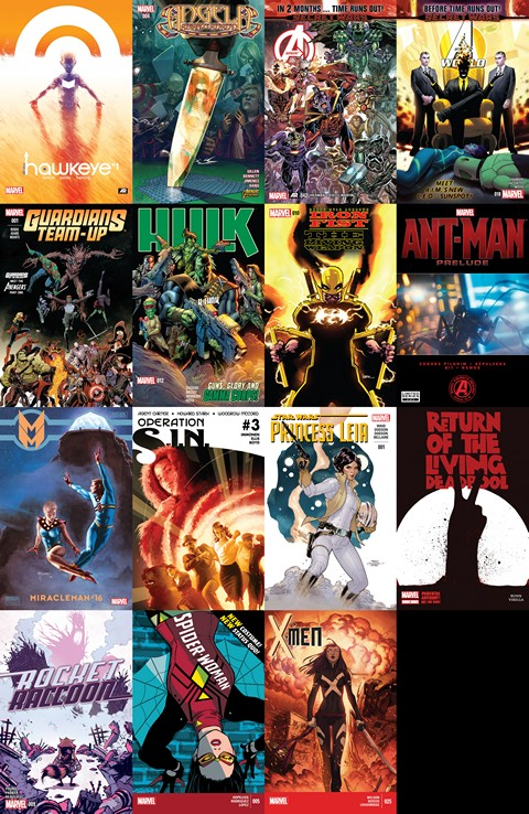 2015.03.04 Marvel NOW+ Free Download