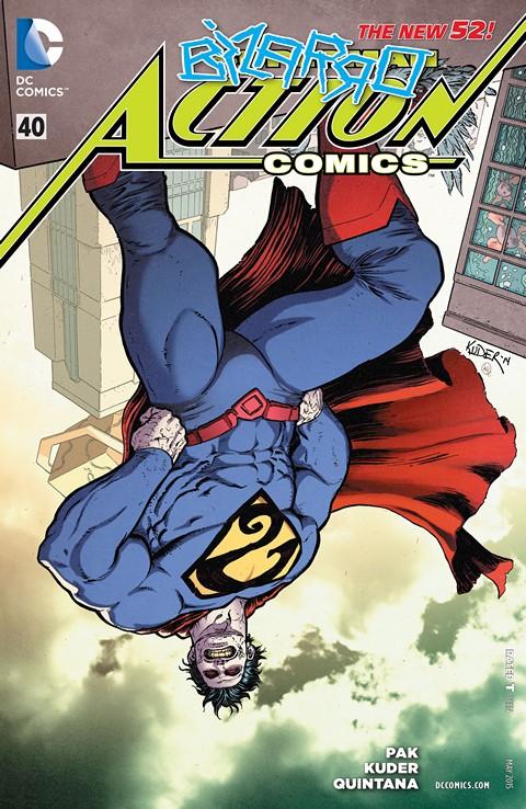 Action Comics #40 Free Download