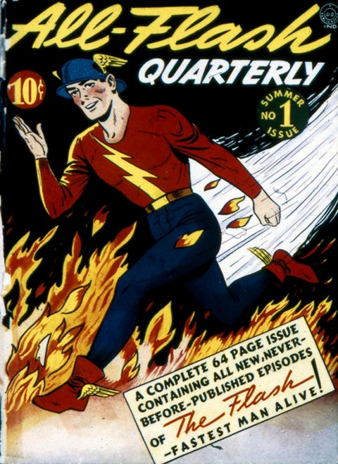 All-Flash #1 – 32 (1941-1947)