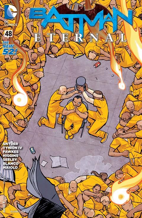 Batman Eternal #48 Free Download