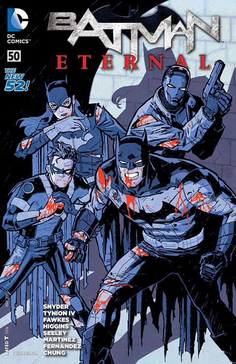 Batman Eternal #50 Free Download