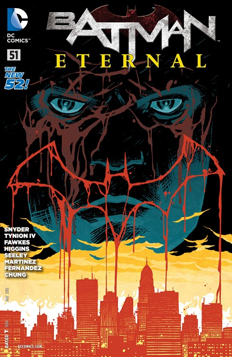 Batman Eternal #51 Free Download