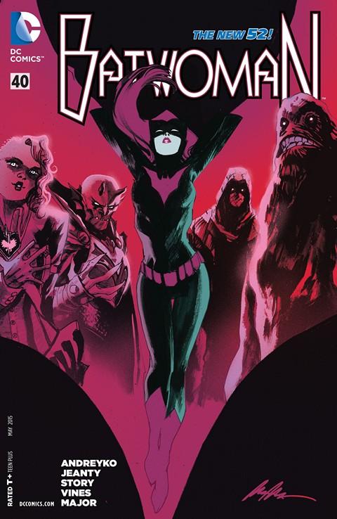 Batwoman #40 Free Download
